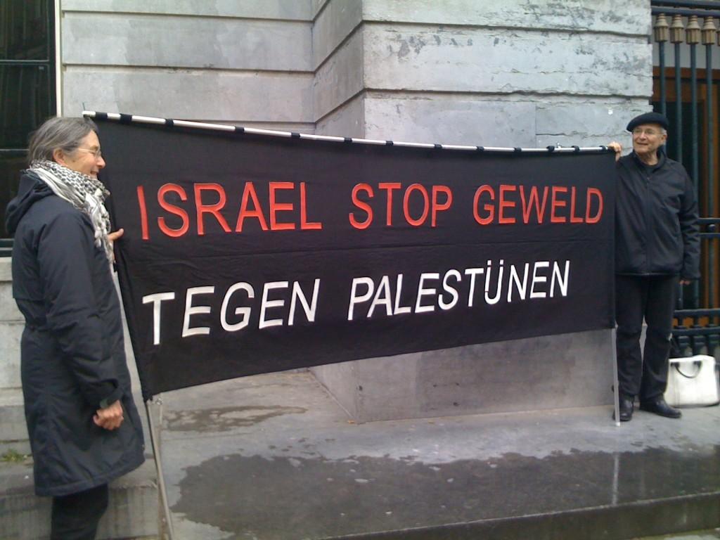 In de voorgaande week weer 9 gedode Palestijnen